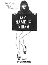 MY NAME IS…RINKA